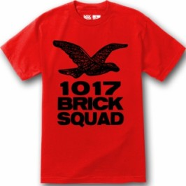 2360421fd 1017 BRICK SQUAD (w/ BIRD) | Men's T-Shirt