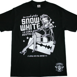 9029d2e3b La Coka Nostra | Snow White - Men's T-Shirt