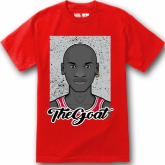 66b677a3d37 Michael Jordan Clothing - Tees