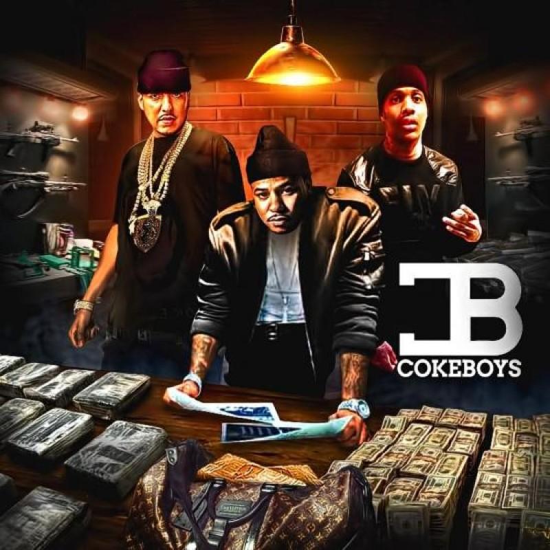 Coke Boys French Montana The Coke Boys Dj Big Mike Mixtape