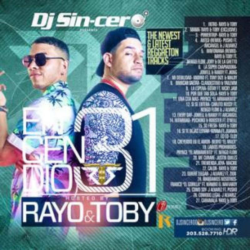 Encendio #31   Reggaeton - DJ Sin-Cero