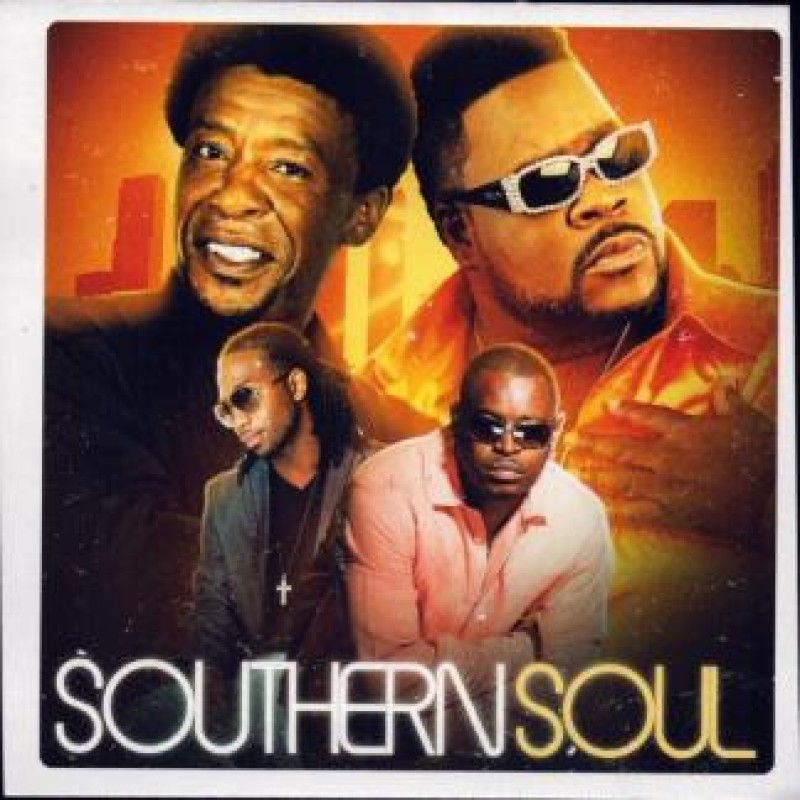 Southern Soul (July 2018)   Various Artists