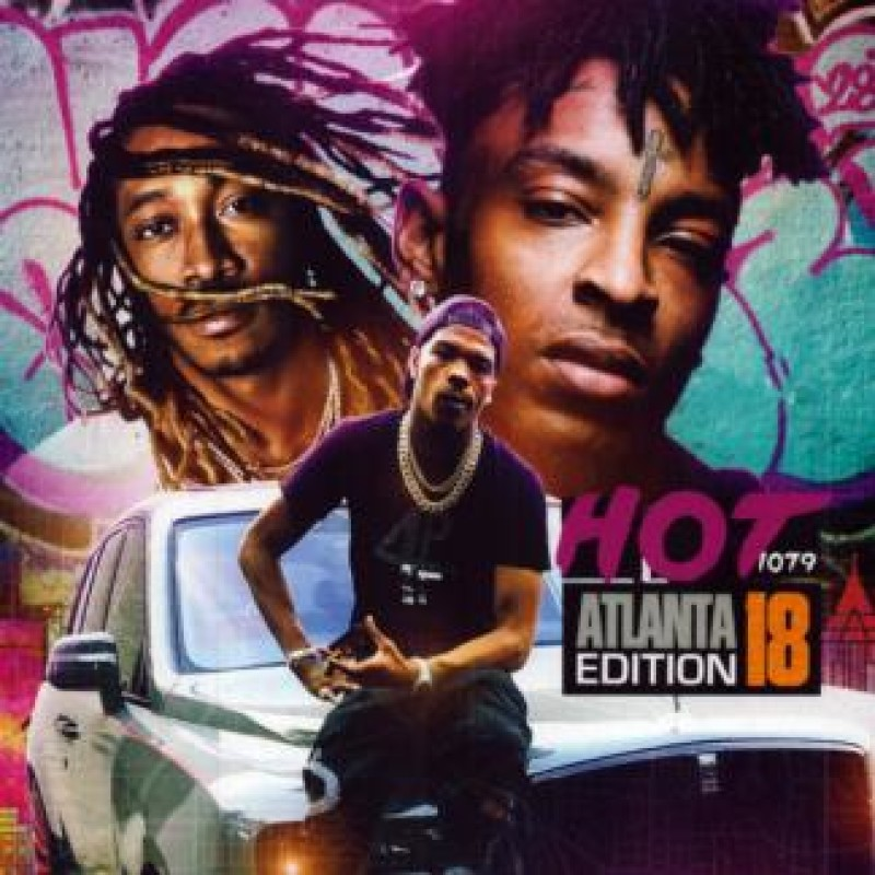 Hot 107 9 Atlanta Edition Vol 18 Various Artists Stream hoochie mama ft 1playy the new song from jah jah. mix unit