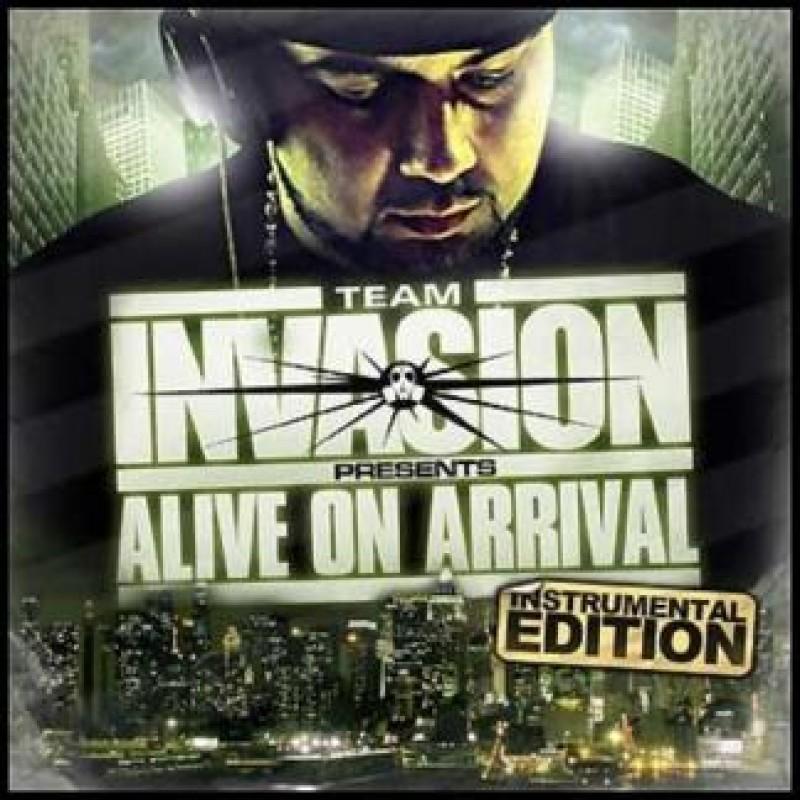 Alive on Arrival (Instrumental Edition) | DJ Green Lantern