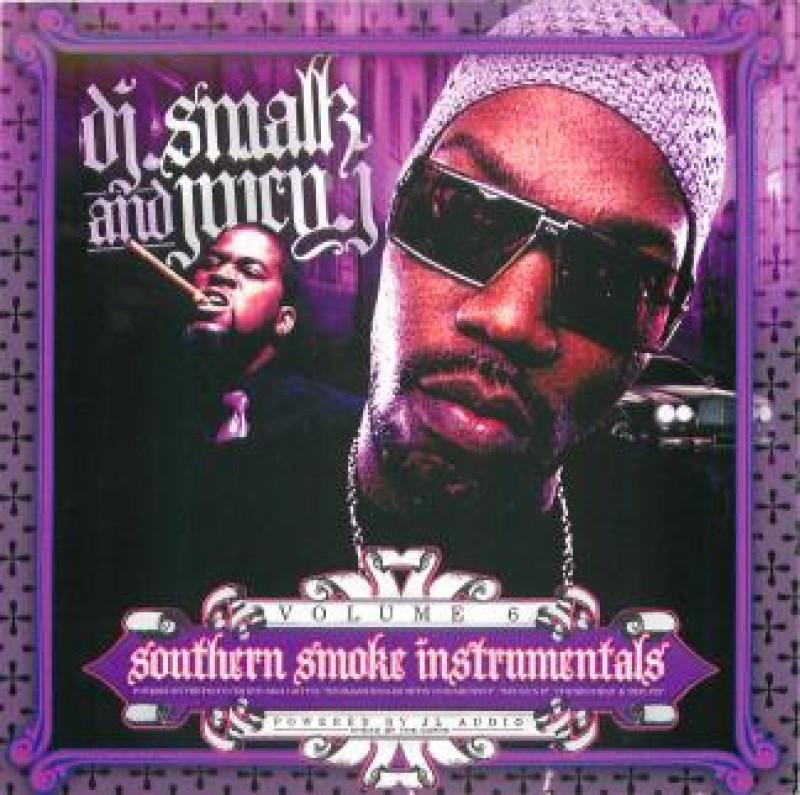 Southern Smoke Instrumentals, Vol  6 | DJ Smallz & Juicy J