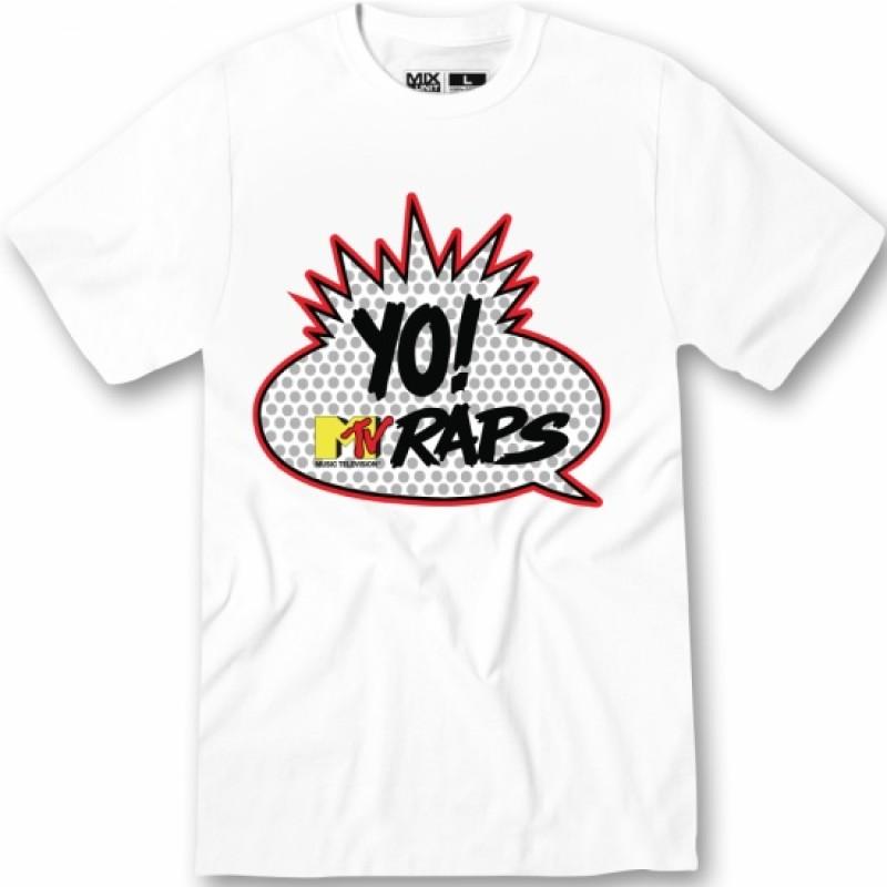 69bbad39c YO! MTV RAPS | Men's T-Shirt