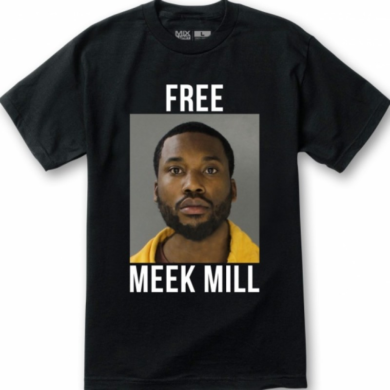 Free Meek Mill Meek Mill Mmg Vmas T Shirt