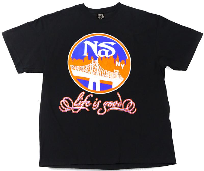 NaS: LIFE IS GOOD | Men's T-Shirt
