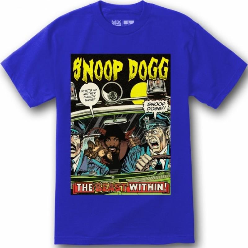 ec10ef3d SNOOP DOGG COMIC | Men's T-Shirt